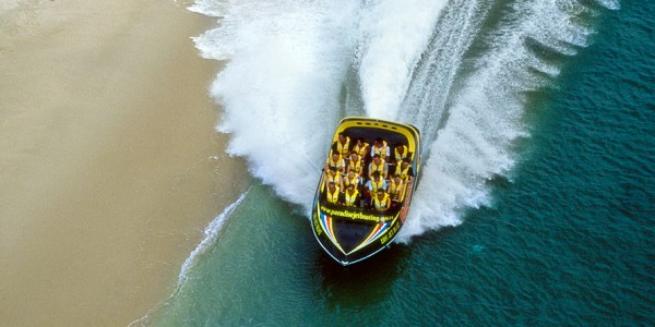 Paradise Jet Boating Gold Coast 20