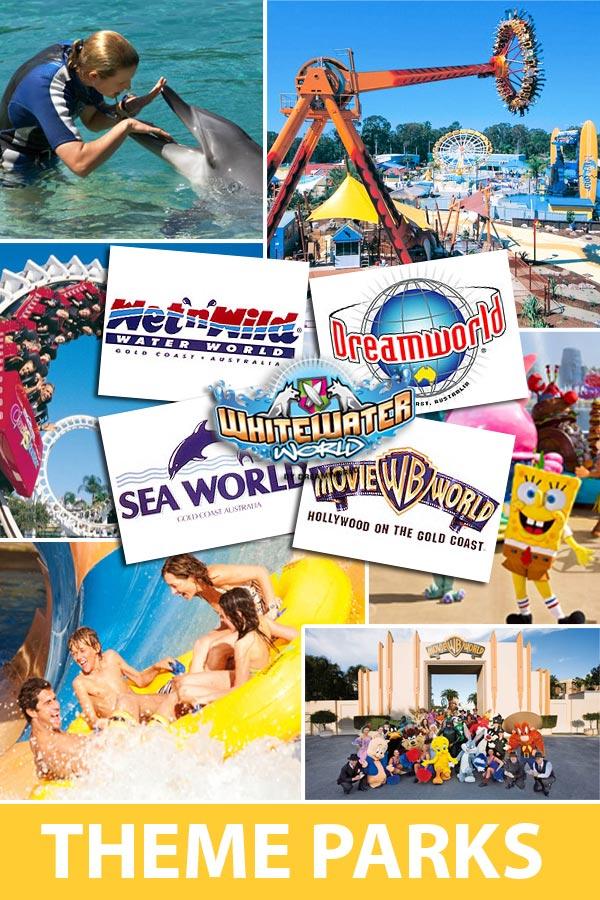 Gold Coast Theme Parks and Amusement Parks